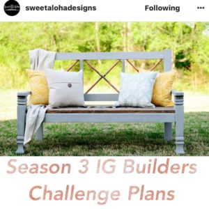 IGBC Season 3 Bench Plans