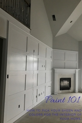 Interior Paint 101