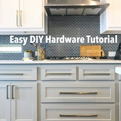 DIY Hardware Installation